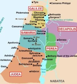 Israel regions